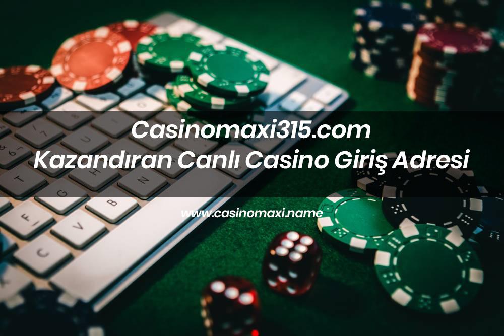 Casinomaxi315.com